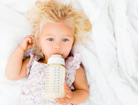 Baby Bottle Tooth Decay - Pediatric Dentist in Sandpoint, ID