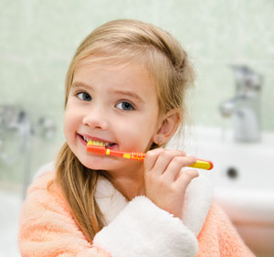 Brushing Teeth - Pediatric Dentist in Sandpoint, ID