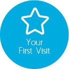 First Visit Button